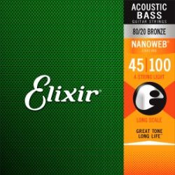 ACOUSTIC BASS STRINGS